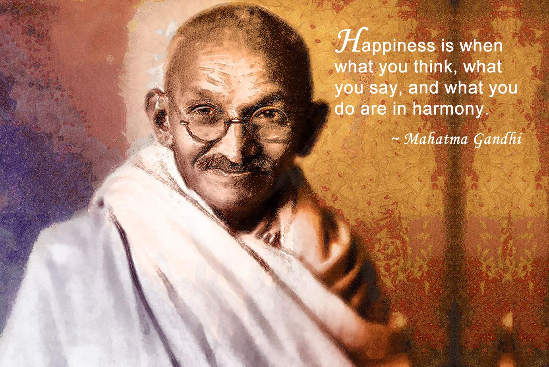 gandhi-happiness